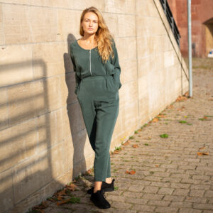 Fair Fashion Jumpsuit von lovjoi bei slow friday