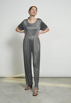 JAN N JUNE fair fashion jumpsuit glitzer silvester weihnachten slow friday